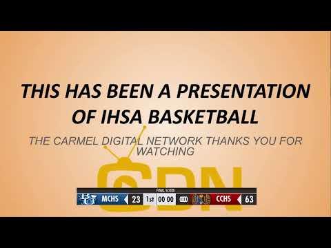 Varsity Basketball: CCHS vs. Marian Central Catholic High School