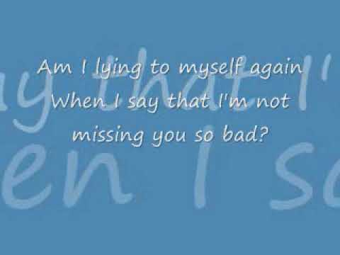 Song Lyric Michael Bublé - Love You Anymore ll Lirik Lagu Michael Bublé - Love You Anymore