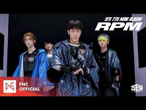 SF9 – RPM Music Video