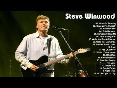 STEVE WINWOOD: Steve Winwood Greatest Hit Colletion