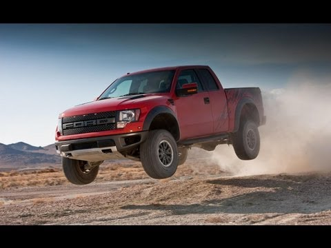 2010 Ford F-150 SVT Raptor - Name That Exhaust Note, Episode 29 - CAR and DRIVER