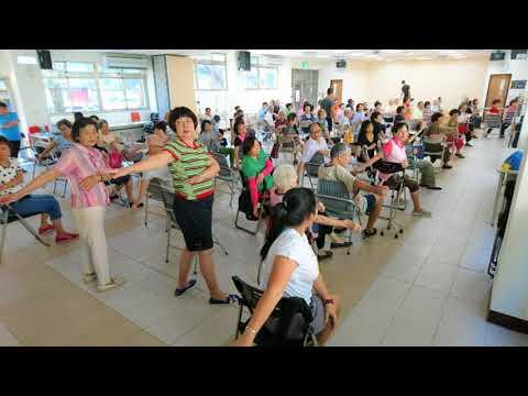 106/09/18華江社區照顧關懷據點活動影片