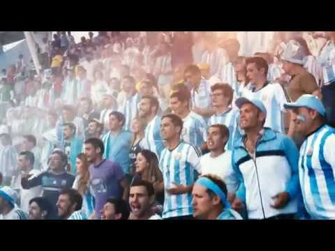 Comercial Coca Cola Argentina - Copa do Mundo Fifa