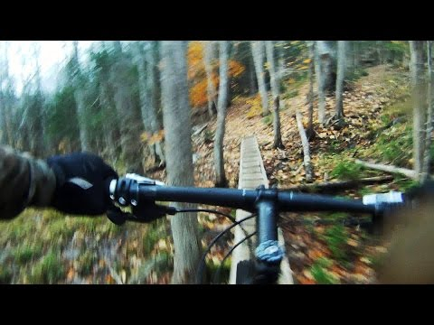 GoPro: Evan St Cyr - Link Trail 12.3.14 - Bike