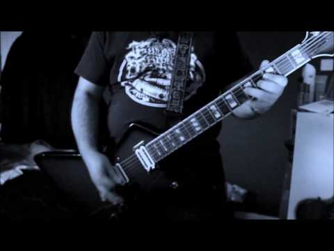Destroyer 666 - Black City Black Fire (Guitar Cover) Shayan