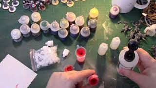 Changing Citadel Paints to Dropper Bottles