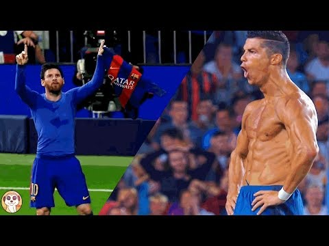 10 DIFFERENZE TRA LIONEL MESSI E CRISTIANO RONALDO
