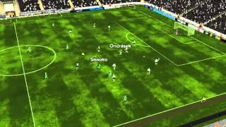 Tottenham mot Newcastle - Cabella scorer 3 minutter