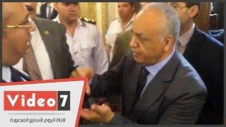شاهد تعليق مصطفى بكرى وأسامة شرشر على مشادة خالد يوسف ومحمد أبو حامد