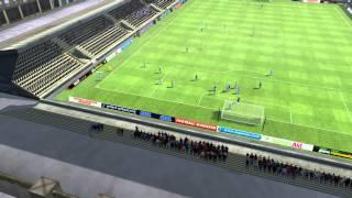 fujieda myfc vs frontale goiano goal 27 minutes