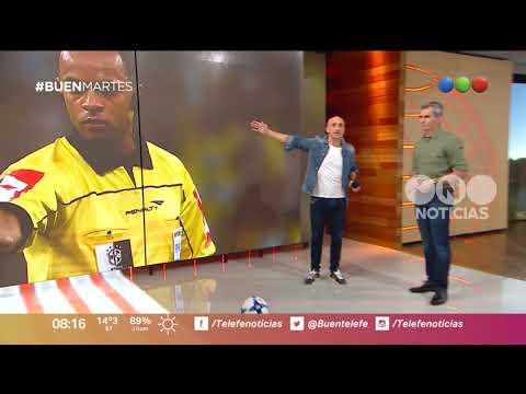 ¿Un brasilero para dirigir Argentina – Perú? - Buen Telefe