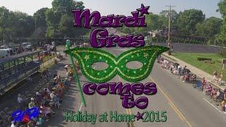 2015 Holiday at Home Parade