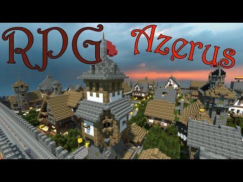 RPG | Azerus #13 Големы и спрятанный блок кварца