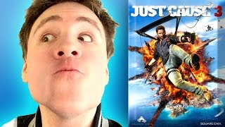 HAVING FUN IN JUST CAUSE 3!!