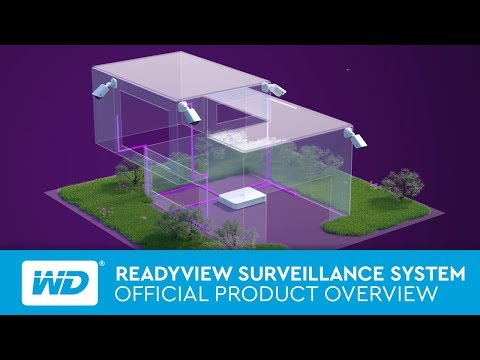 WD ReadyView Surveillance System | Official Product Overview