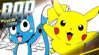 RAP - PIKACHU e HAPPY | Fiel | Pokémon e Fairy Tail - TCPunters