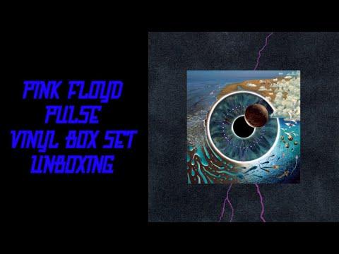 PINK FLOYD - PULSE - VINYL BOX SET - UNBOXING
