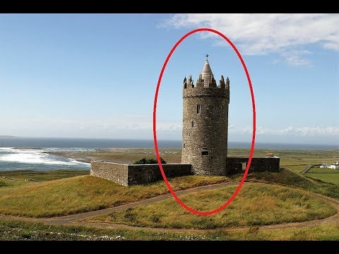 AMAZING  Irish Castles