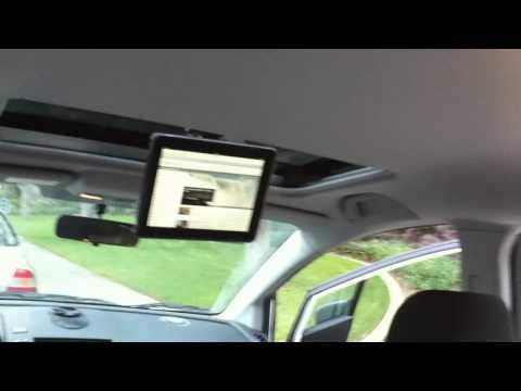 Best Ipad Amp Ipad Mini Car Sunroof Mount For Ipad 1 2 3