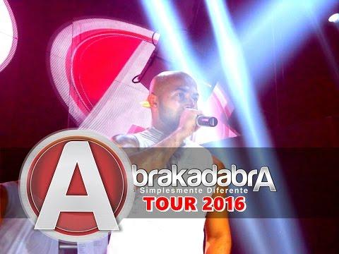ABRAKADABRA TOUR 2016 | PROMOCIONAL
