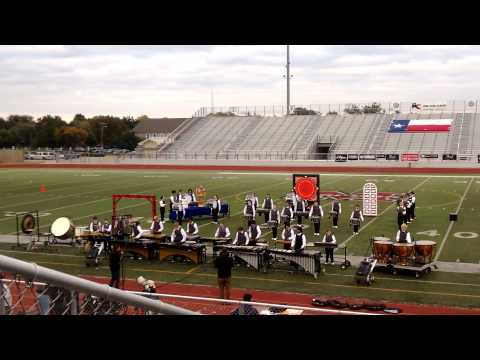 Plano Senior High School Drumline - 2013 Lone Star Classic Competition