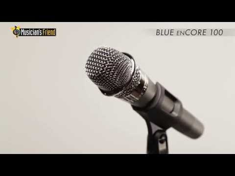 BlueenCORE 100 Dynamic Vocal Microphone