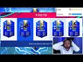 OMG THE IMPOSSIBLE FULL BPL TOTS FUT DRAFT!!! FIFA 19
