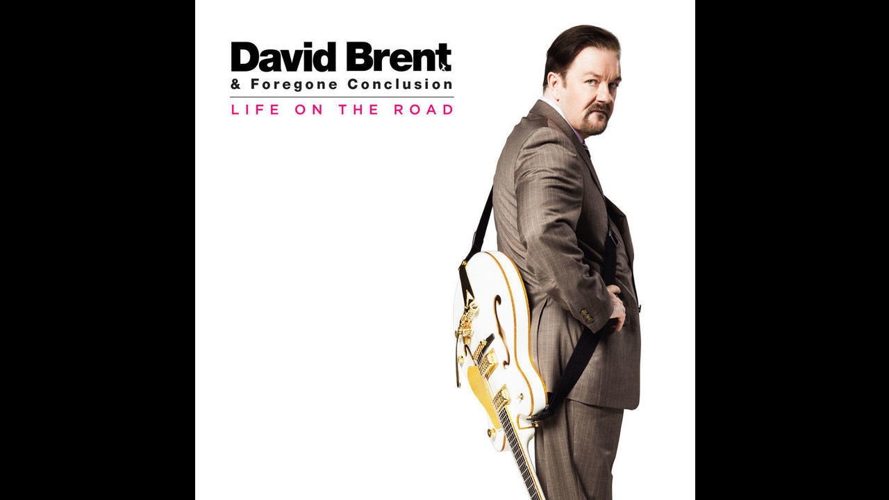 David Brent - Don\'t Cry It\'s Christmas - YouTube