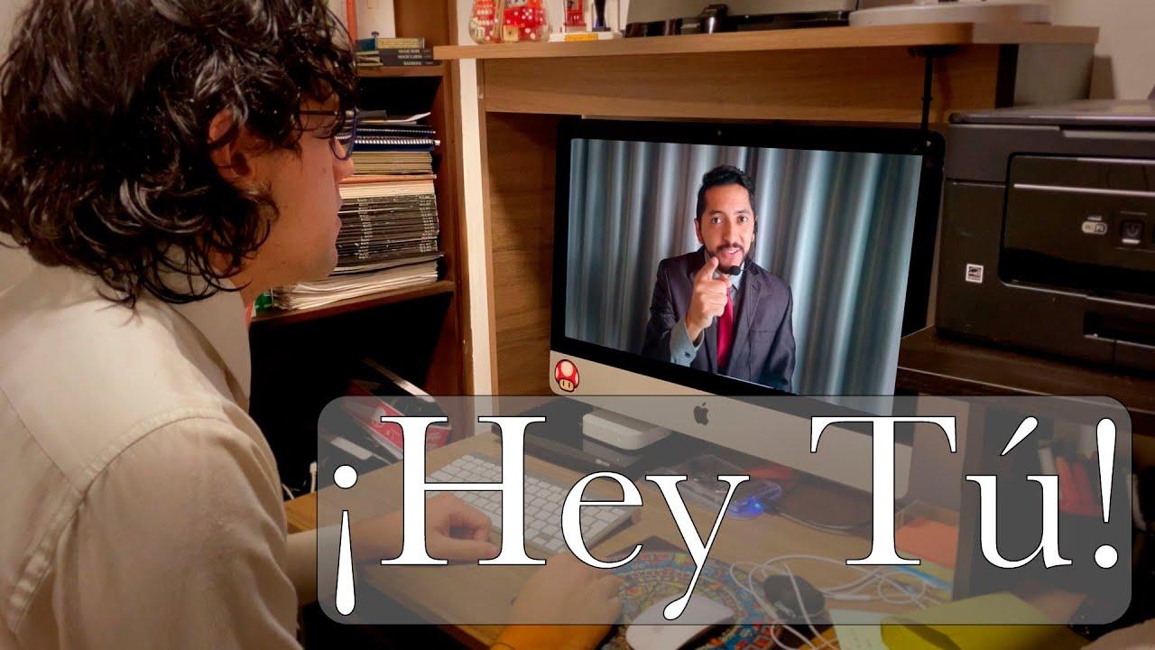 !Hey Tú!