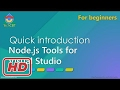 [Javascript Tutorial] Quick (15 min) introduction to Node.js tools for Visual Studio (NTVS)