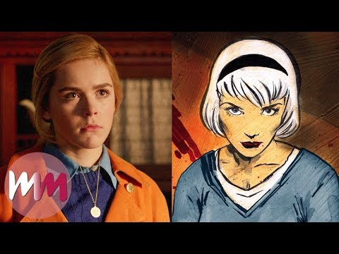 The Chilling Adventures of Sabrina (2018) - Top 5 Facts!