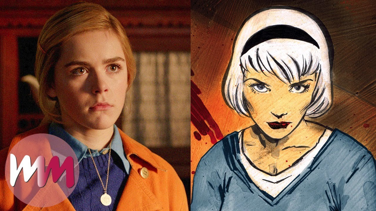 The Chilling Adventures Of Sabrina 2018 Top 5 Facts