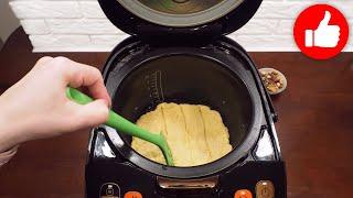 Идеальная ВЫПЕЧКА к чаю Песочное печенье в мультиварке простой и быстрый рецепт