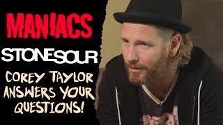 Stone Sour: Corey Taylor Answers Fan Questions