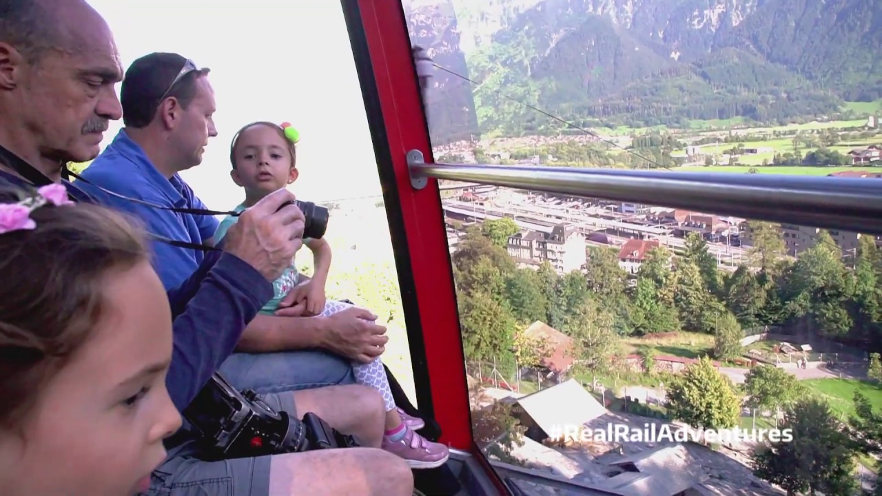 """HD Travel-Switzerland  Real Rail Adventures:  """"Glacier Express & Gornergratbahn"""""""