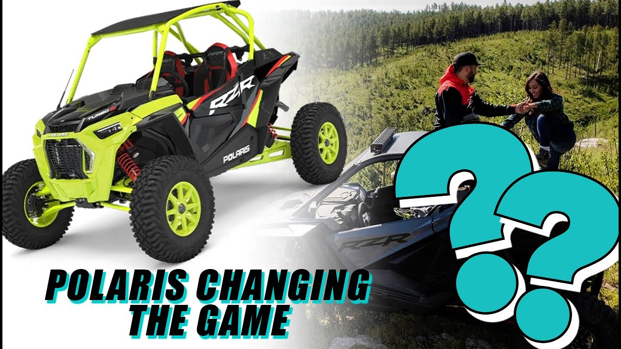 2021 POLARIS RZR LINEUP: MORE OF THE SAME? OR NEXT LEVEL? | CHUPACABRA OFFROAD