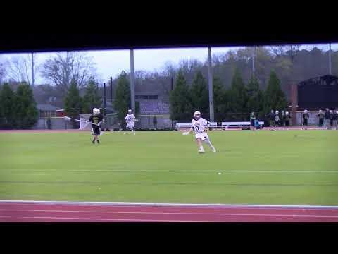 Montevallo Men's Lacrosse vs. Felician