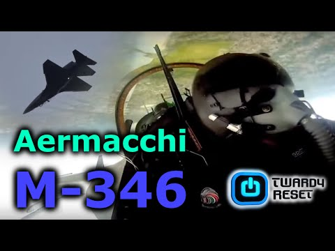 Aermacchi M-346 - Samolot szkoleniowy Sił Powietrznych RP - Twardy Reset