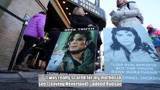 Michael Jackson doc Leaving Neverlandoverwhelms Sundance festivalgoers
