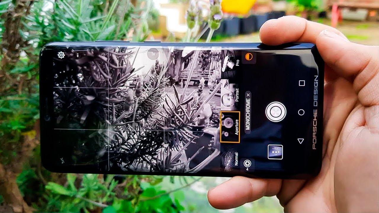 5 Смартфонов с Лучшей Камерой В Мире!