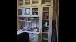 Библиотеки,кабинеты из массива ясеня,дуба(Это видео создано компанией по изготовлению мебели,из натурального дерева.Библиотеки,кабинеты,спальни,из..., 2014-04-19T23:17:21.000Z)