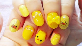 Tutorial : Nail Art 2 • Ducky Thumbnail