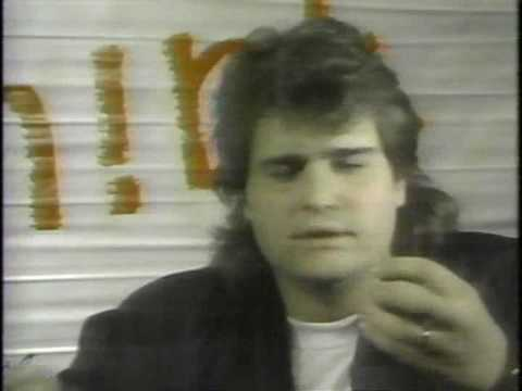 1990  Peter DeLuise Talks About Drinking and Driving