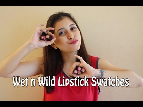 lipstick-swatches-|-wet-n-wild-|-bahasa-indonesia-|-dian-aisha