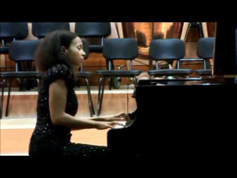 Rebeca Omordia plays Studies in African Rhythms by Fred Onovwerosuoke