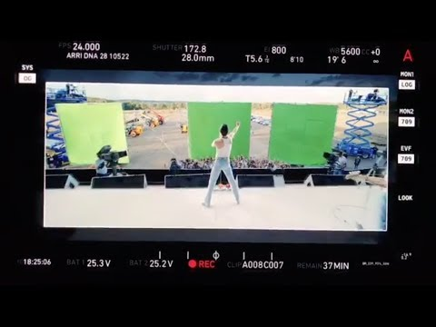 """Bohemian Rhapsody"" - Behind the Scenes with Director Bryan Singer Mp3"