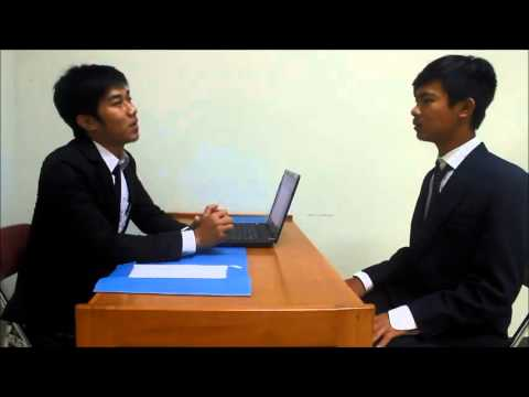 wawancara yang baik dan benar - YouTube