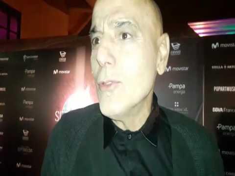 Zeta Bosio en el estreno de Cirque Du Soleil Córdoba