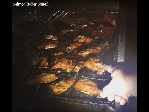 Sweet Smoked Salmon  (Killer Brine!)