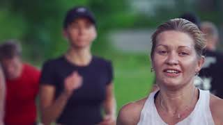 Спорт в лицах 4: бег